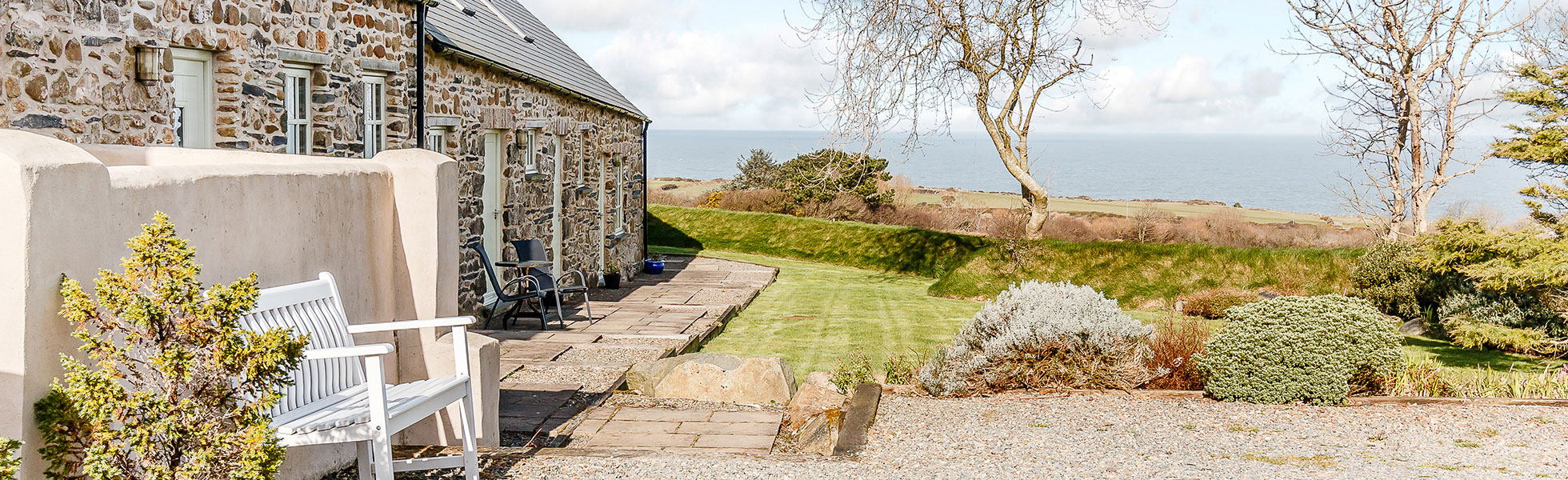 Yr Hafan Self catering and Bed & breakfast cottages