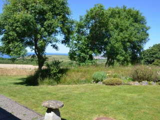 a views from Hafan Bach self catering cottage