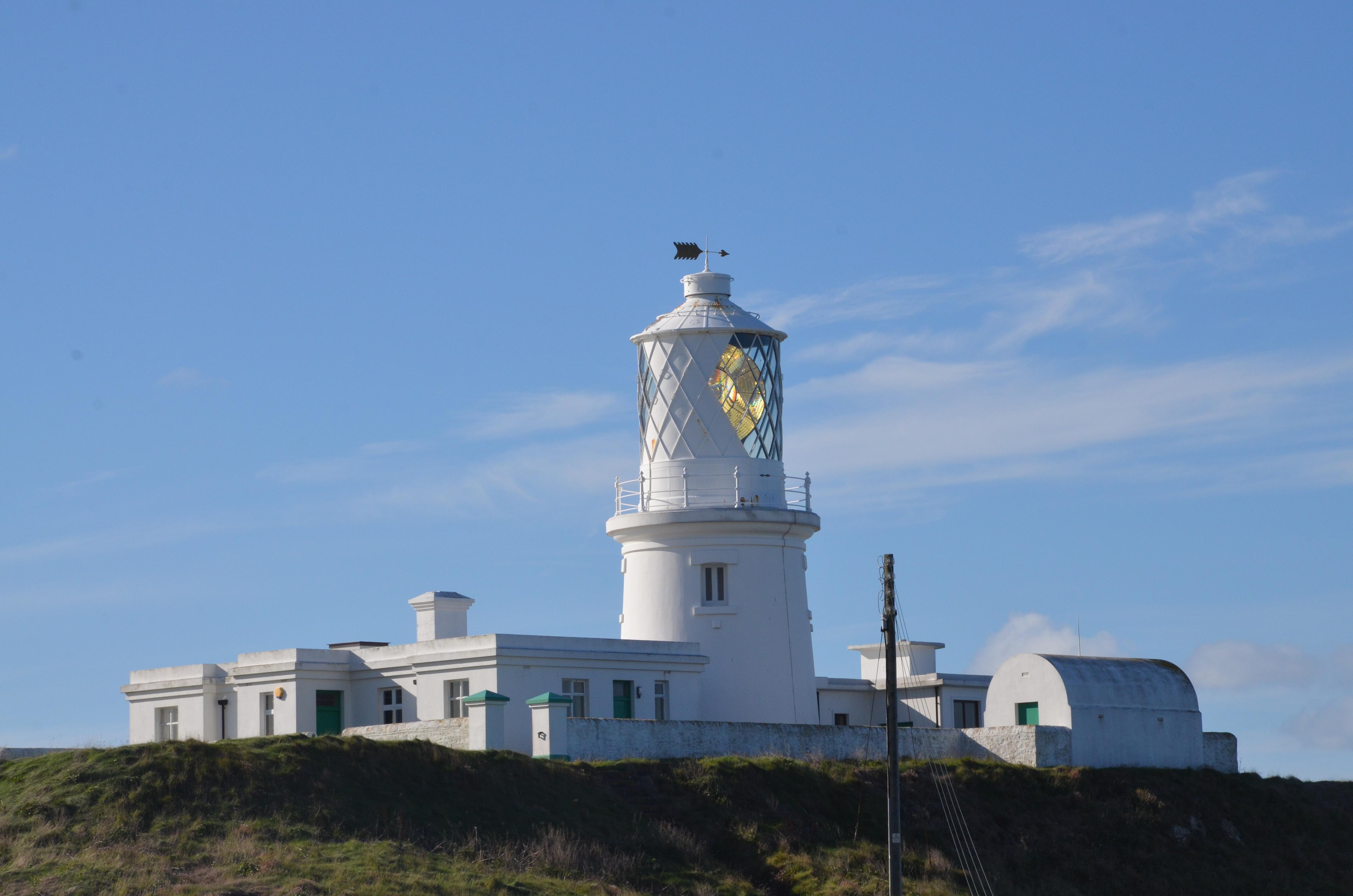 Strumble Head light house