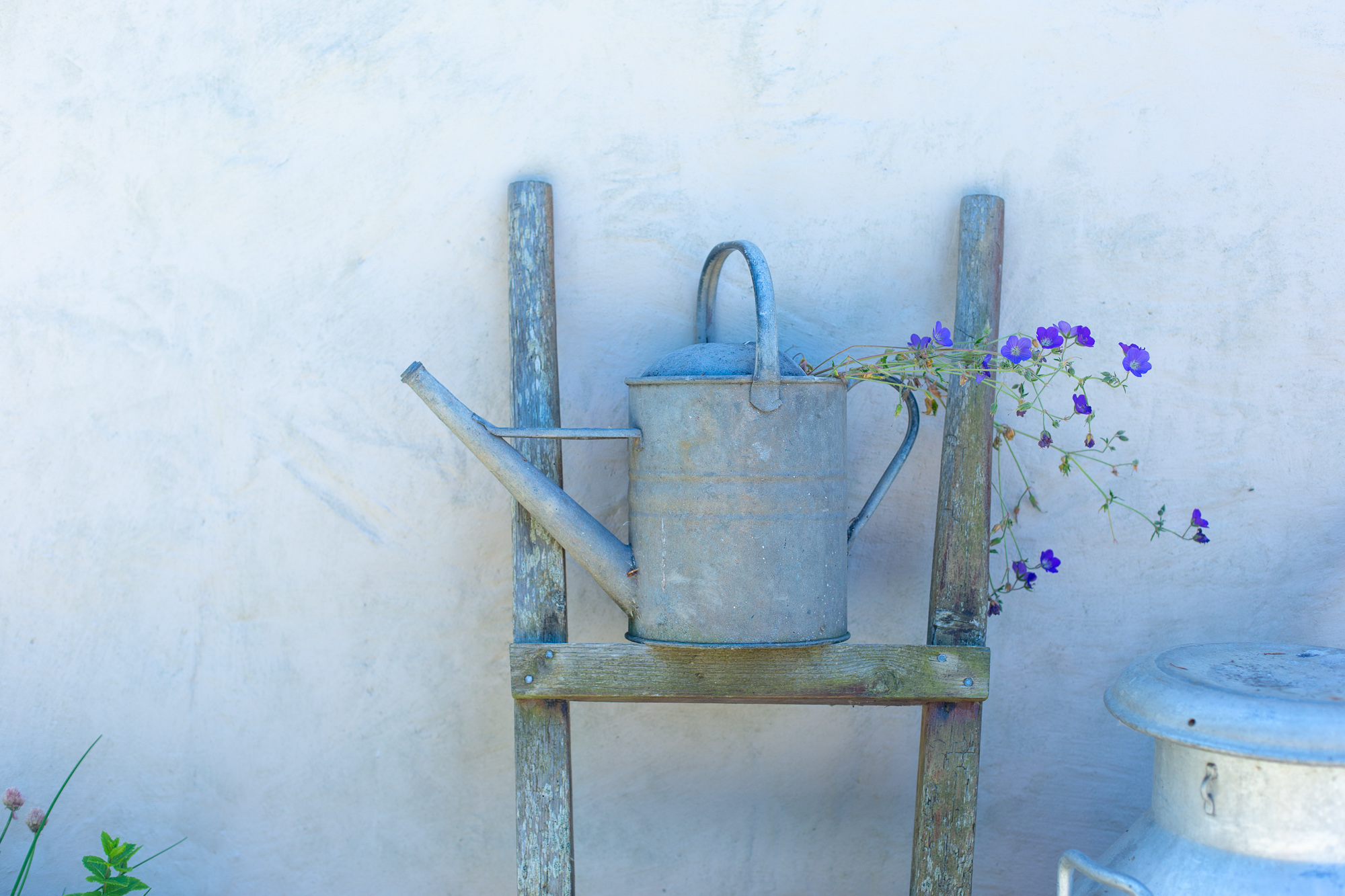 Yr Hafan holiday cottages shabby chic