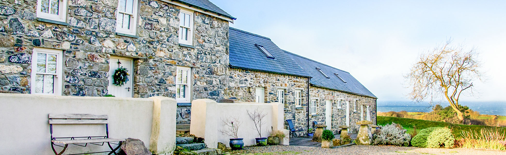 Yr Hafan cottages