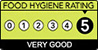 Food and Hygiene 5 Stars