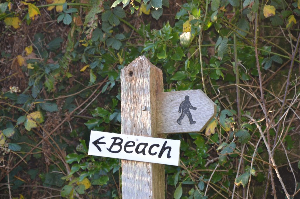 N. Pembrokeshire Coast Path
